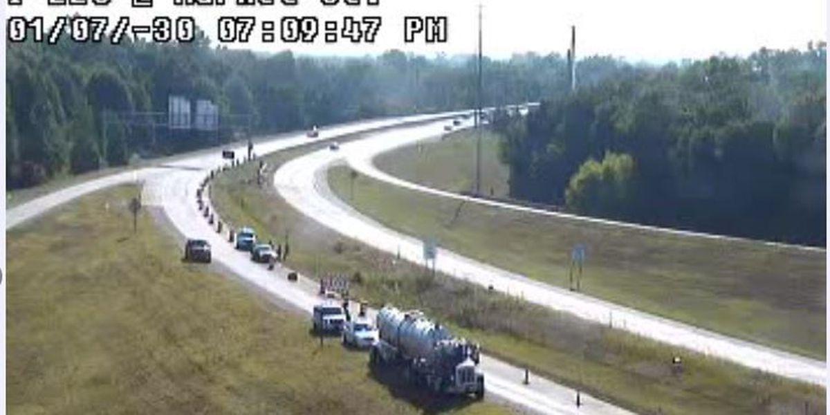 TRAFFIC ALERT: SPD working crash along I-220 W