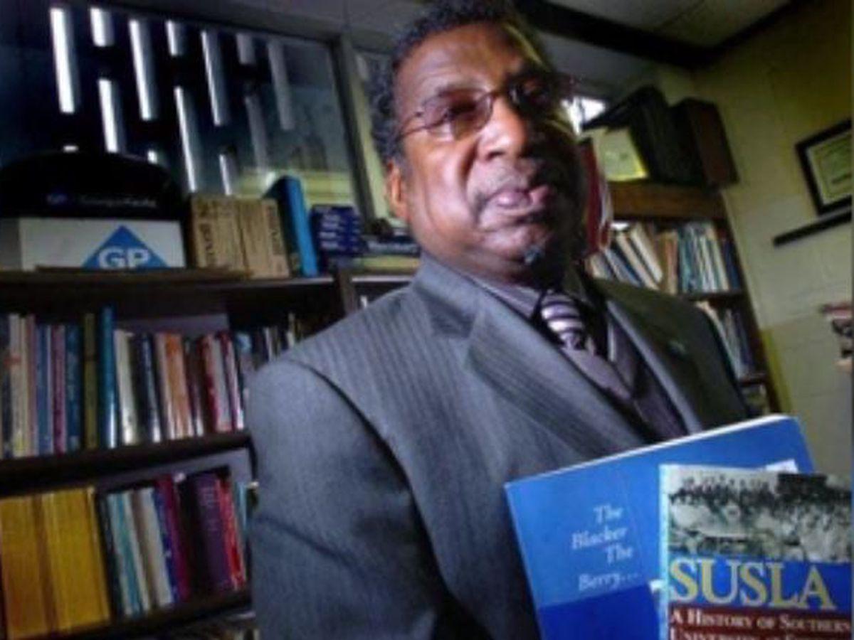 Iconic historian, ex-SUSLA professor Willie Burton dies