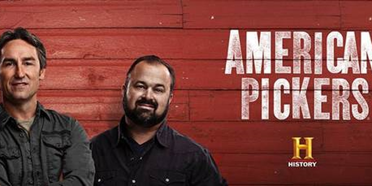 """American Pickers"" to film episodes in Arkansas"