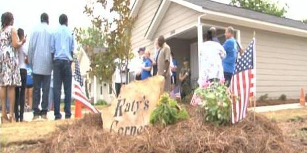 'This is the Lord's doing': Veteran, wife get new home through volunteer group