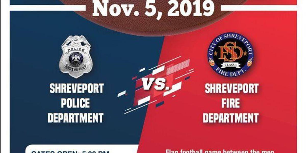SPD vs. SFD Inaugural Turkey Bowl Tuesday, Nov. 5