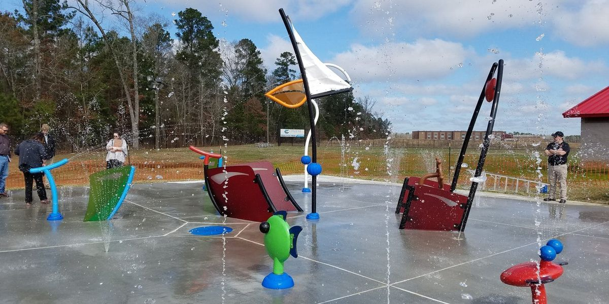 Bossier Parish town opening its splash pad for the season