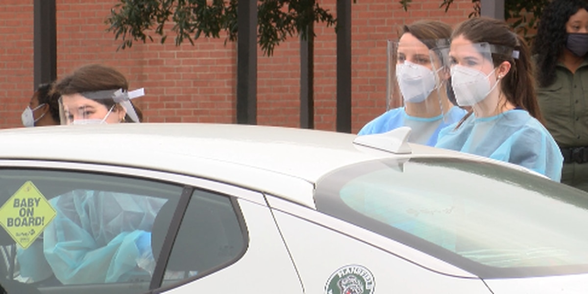 """DeSoto Parish tests students, staff members for COVID-19 after students show """"flu-like"""" symptoms"""