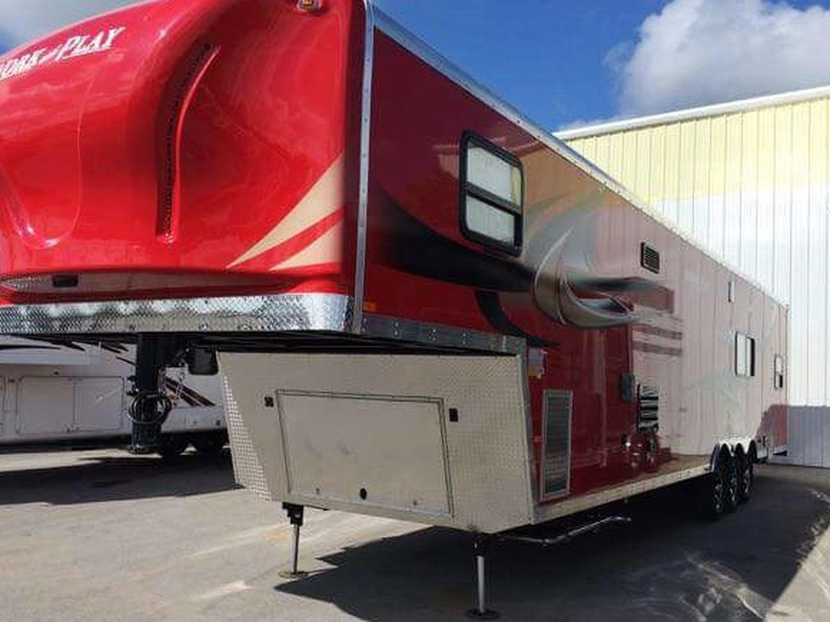 Trailer, ATV stolen from outside residence near Haughton