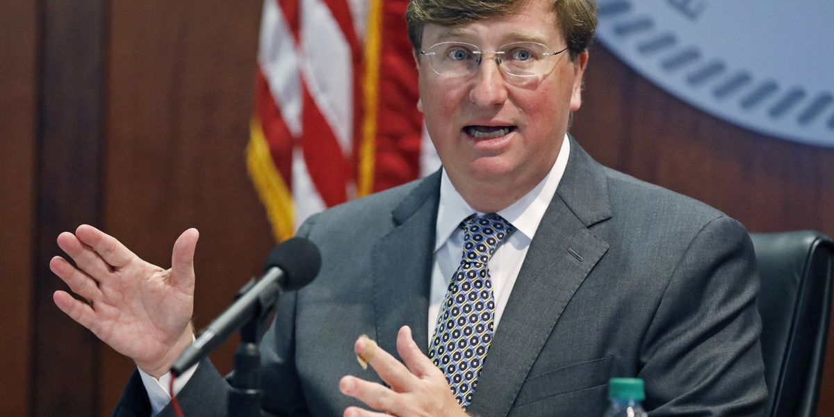 Reeves: Mississippi 'not going to participate' in nationwide lockdown