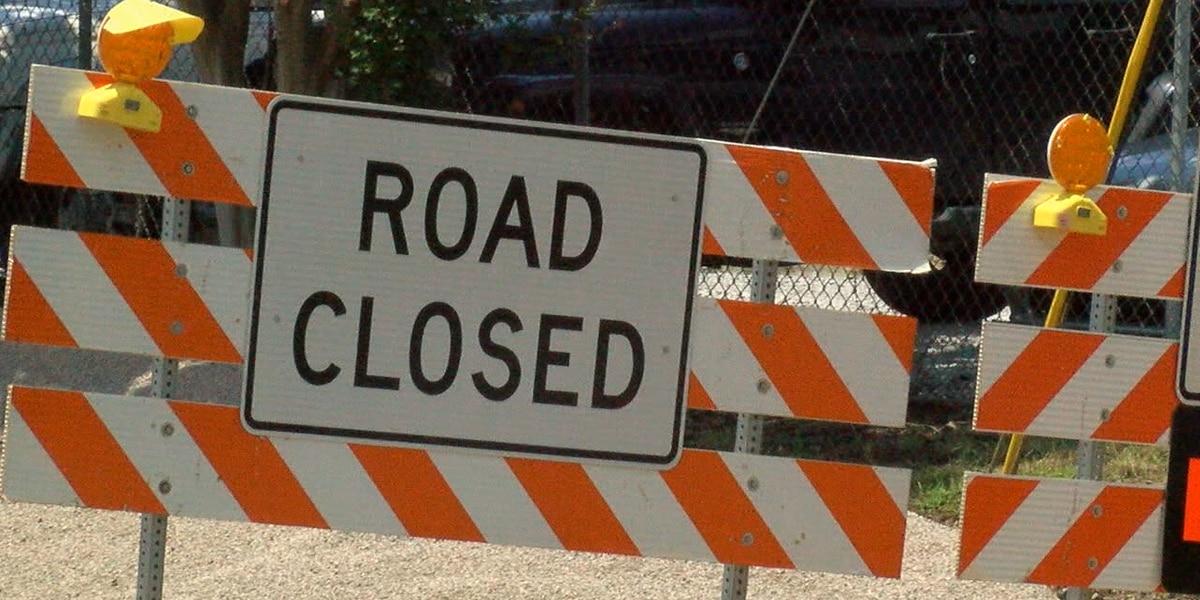 TRAFFIC ALERT: Workers shutting down part of Shreveport parkway