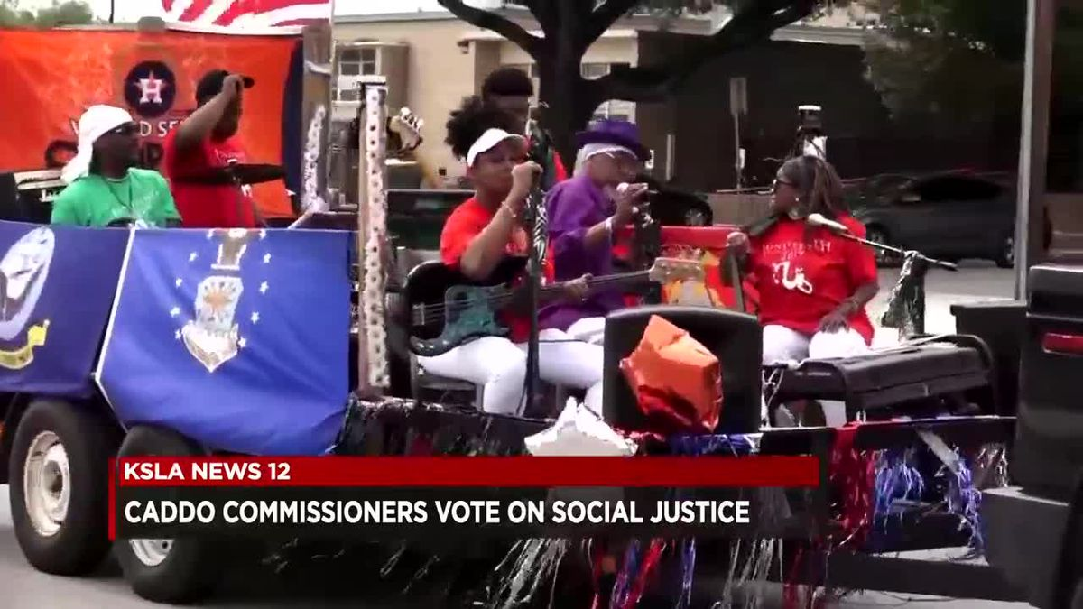 Caddo, with a unanimous vote, formally recognizes Juneteenth