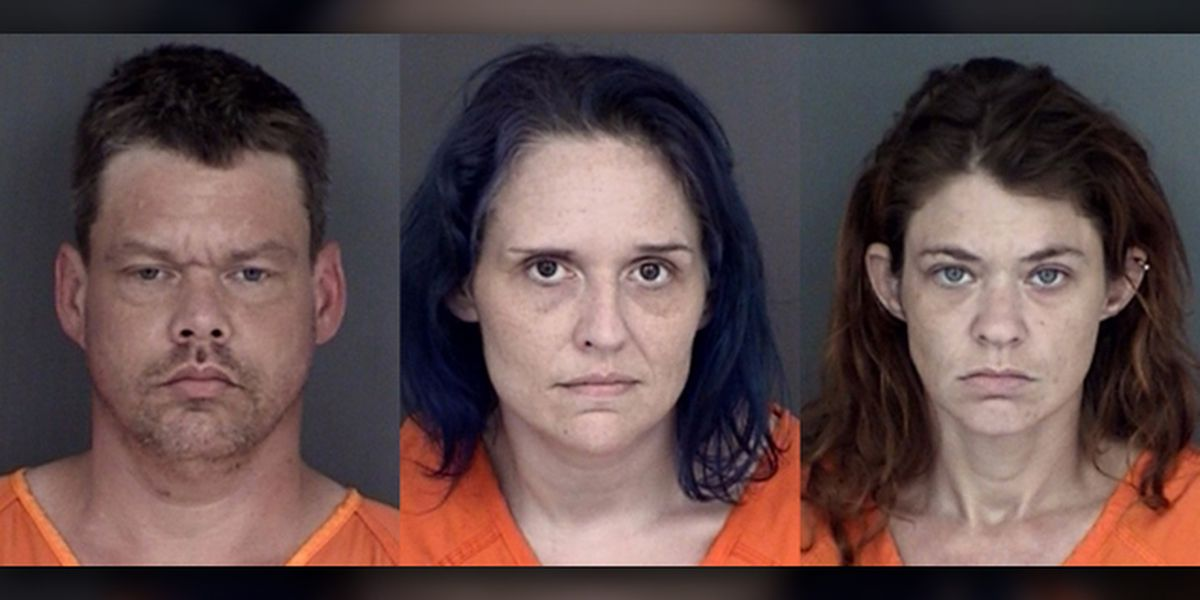 3 arrested during Cherokee County drug bust