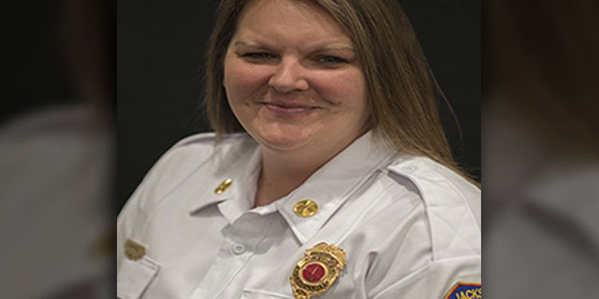 Jacksonville's first female firefighter celebrating 20 years with JFD