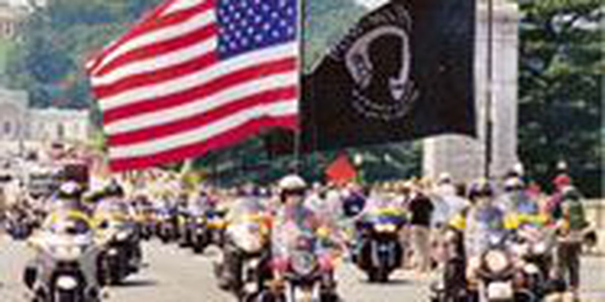 Run for the Wall passes through Minden