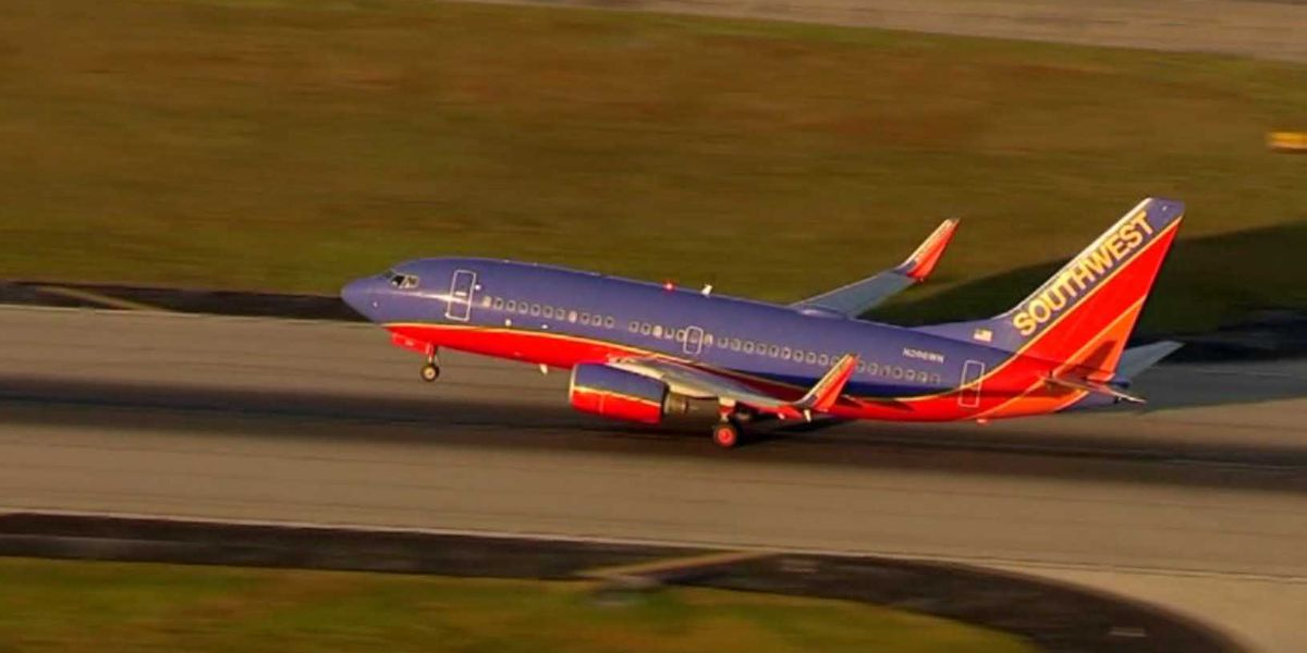Former Southwest Airlines employee sues over alleged 'whites-only' break room