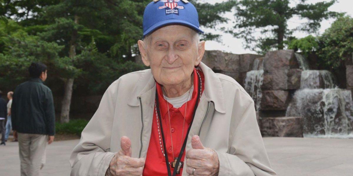 KSLA Salutes World War II Veteran Olan Wise
