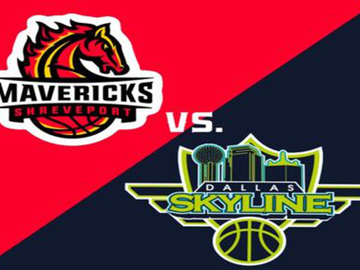 Shreveport Mavericks secure first win of the season