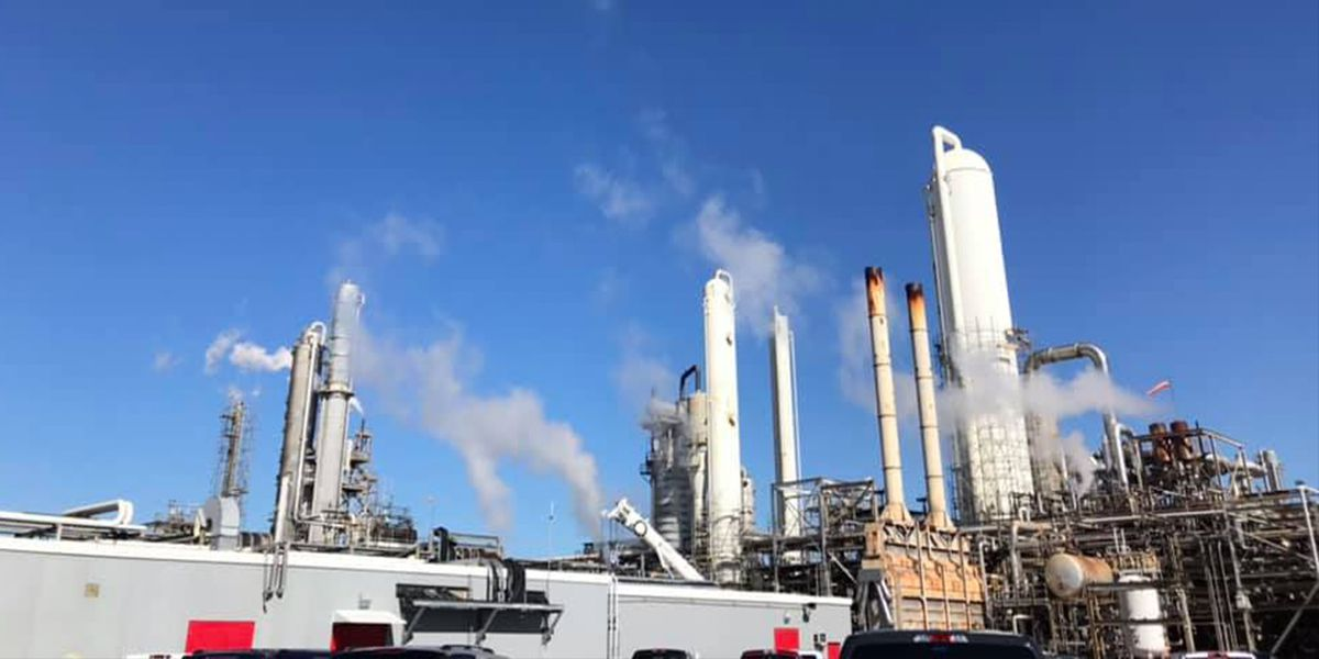 No injuries reported during explosion at Plaquemine chemical plant