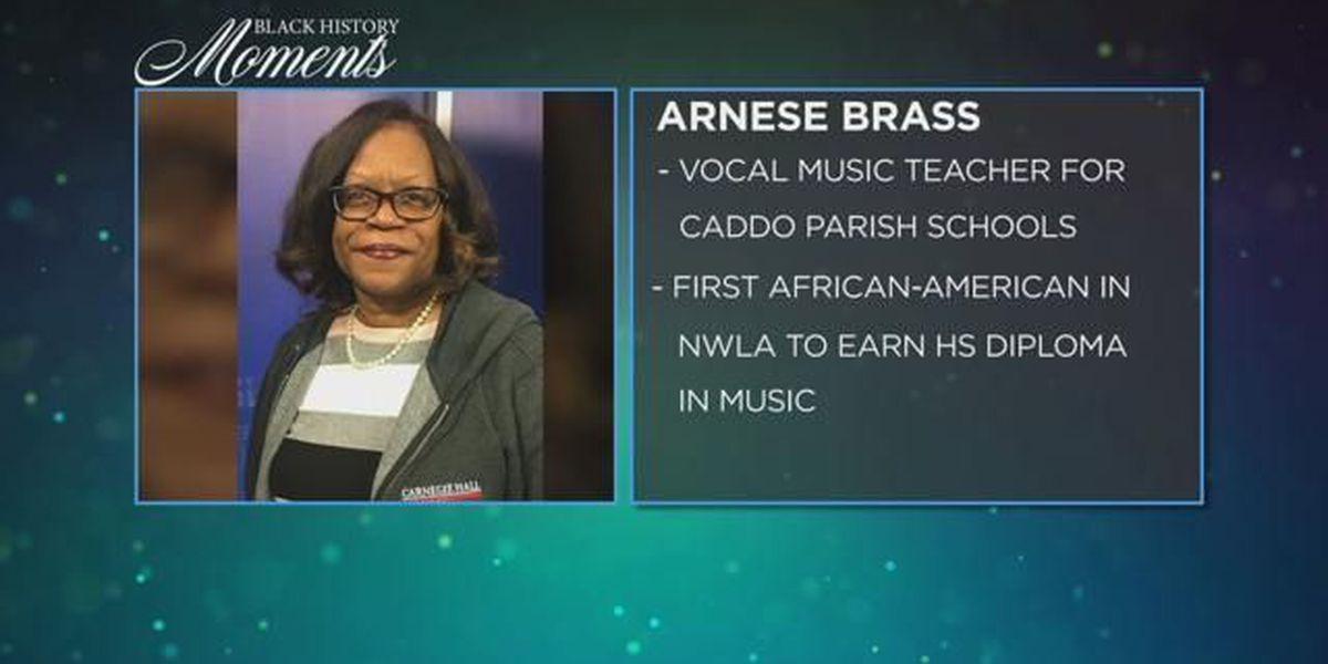 Black History Moments: Arnese Brass