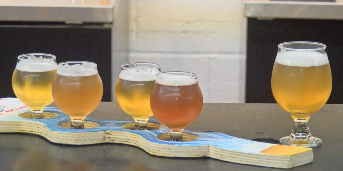 America's only active duty female-owned brewery opens in Columbus
