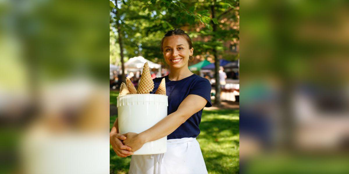 LSU graduate starts dairy-free ice cream business