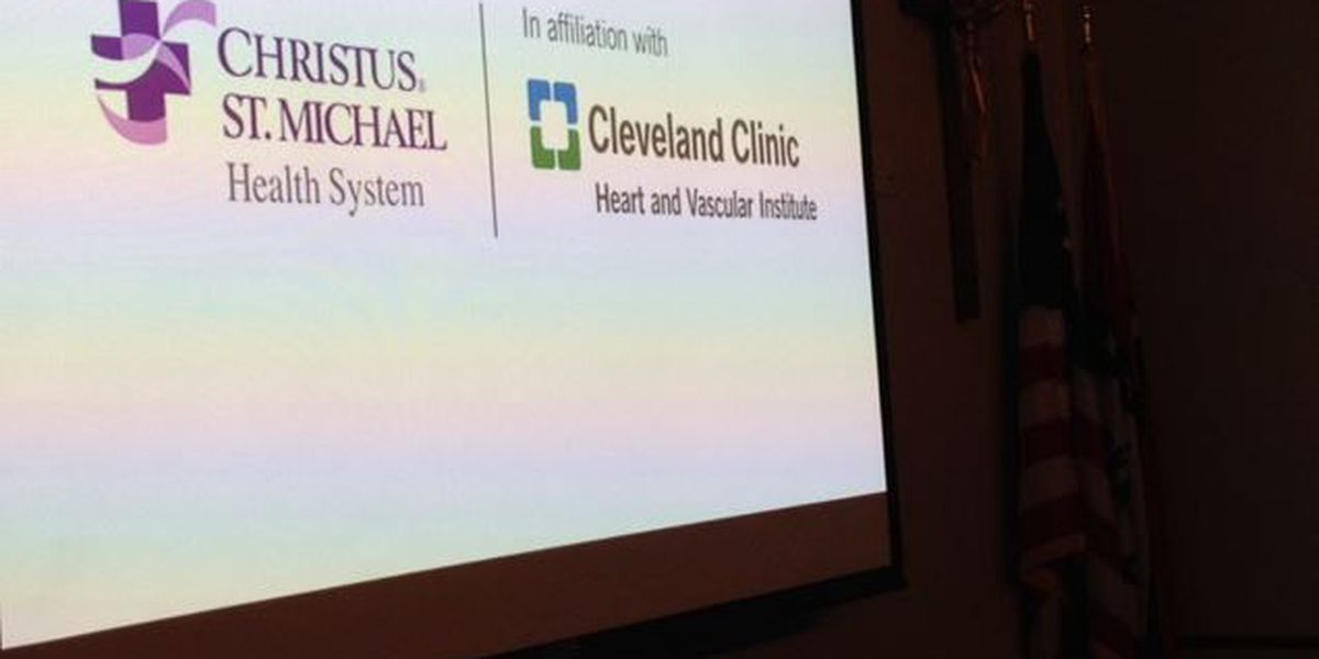 CHRISTUS St  Michael launches affiliation with Cleveland Clinic