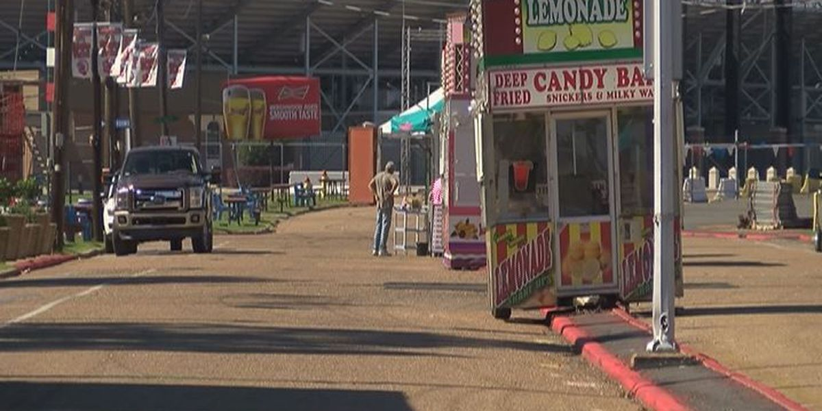 Louisiana State Fair will be open Tuesday