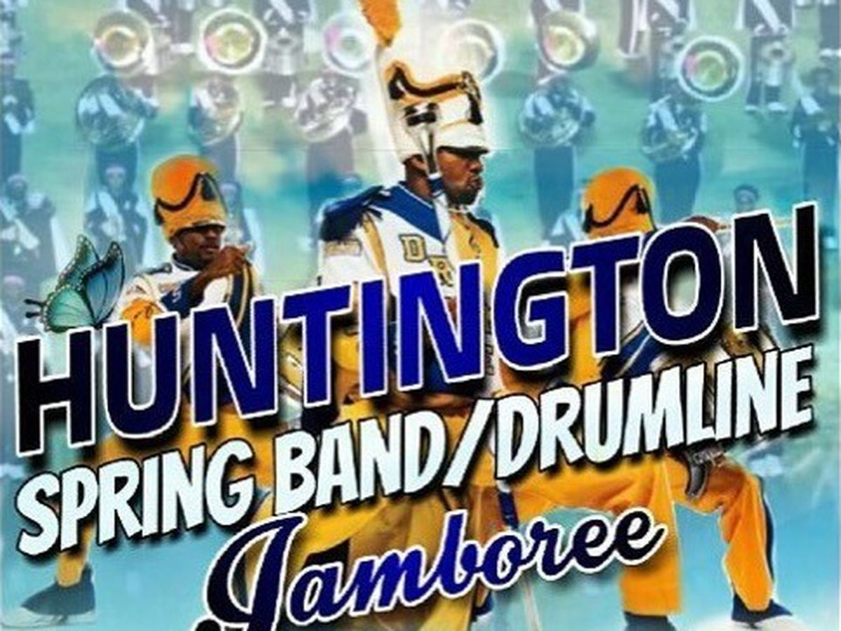 Huntington High School to host annual spring band, drumline jamboree
