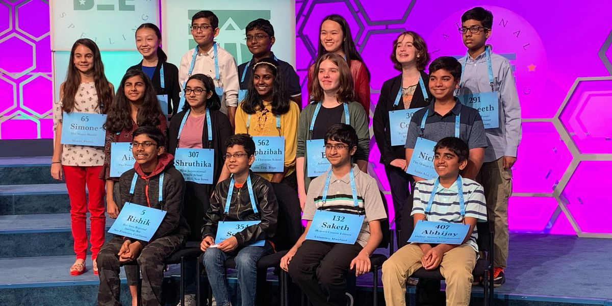 Caddo Middle Magnet's Cal Alexander survives 6 rounds in spelling bee