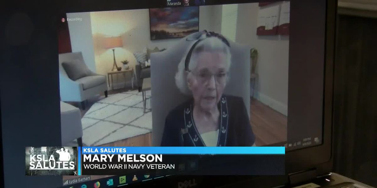 KSLA Salutes: 96-year-old recalls training pilots during World War II