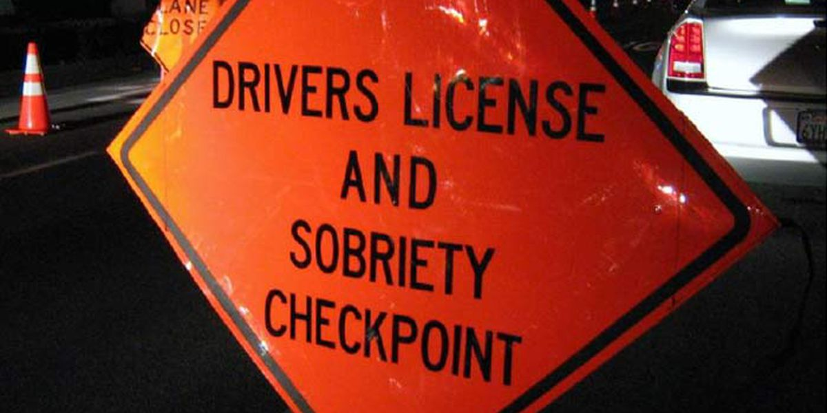 LSP announces sobriety checkpoint in Claiborne Parish