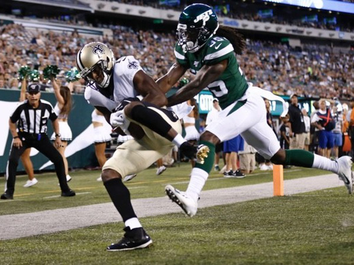 The Saints on New Orleans TV rate as America's top hit show