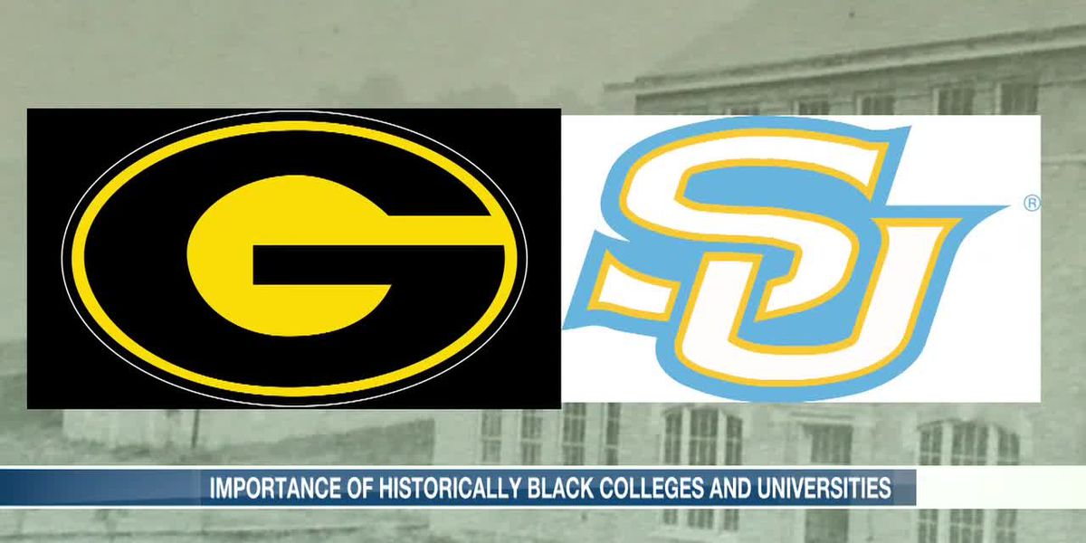 Importance of Grambling State, Southern and the other HBCUs explained