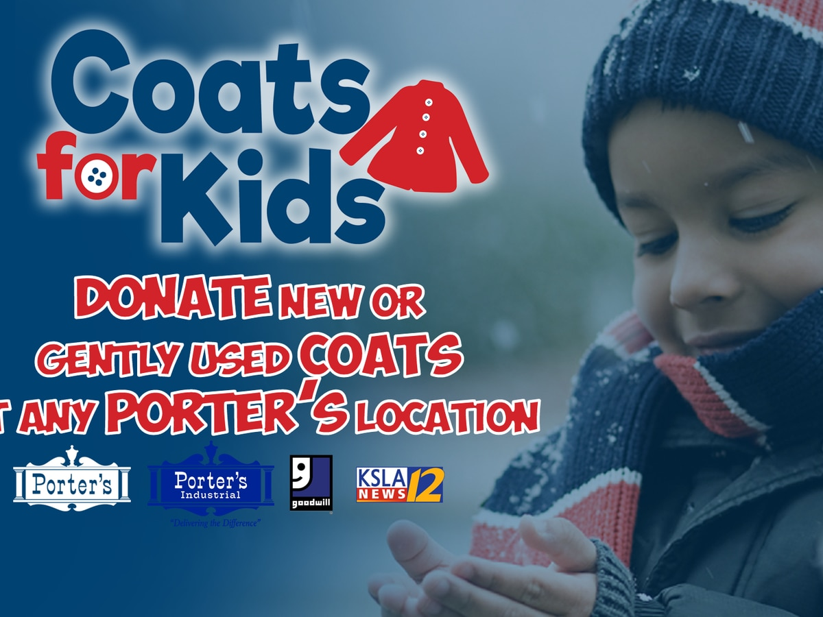 Coats for Kids '18 collection drive kicks off