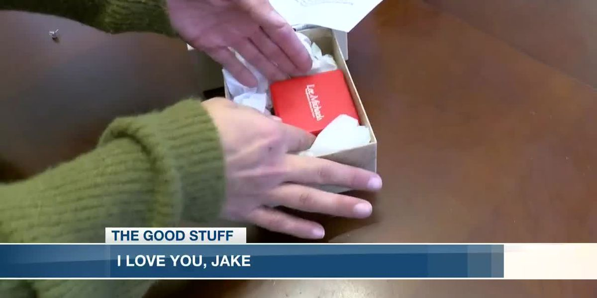 "The Good Stuff: ""I Love You, Jake"""