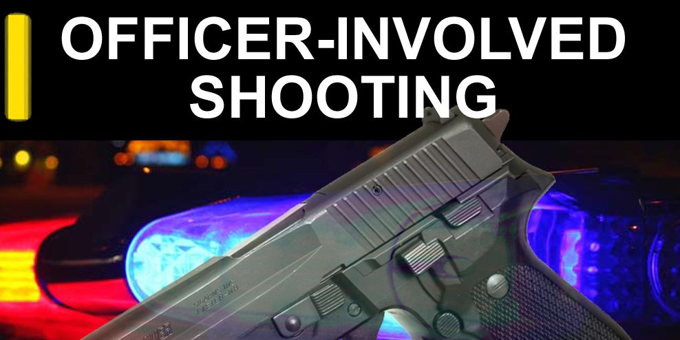 Man shot dead by BCPD officers; LSP investigating