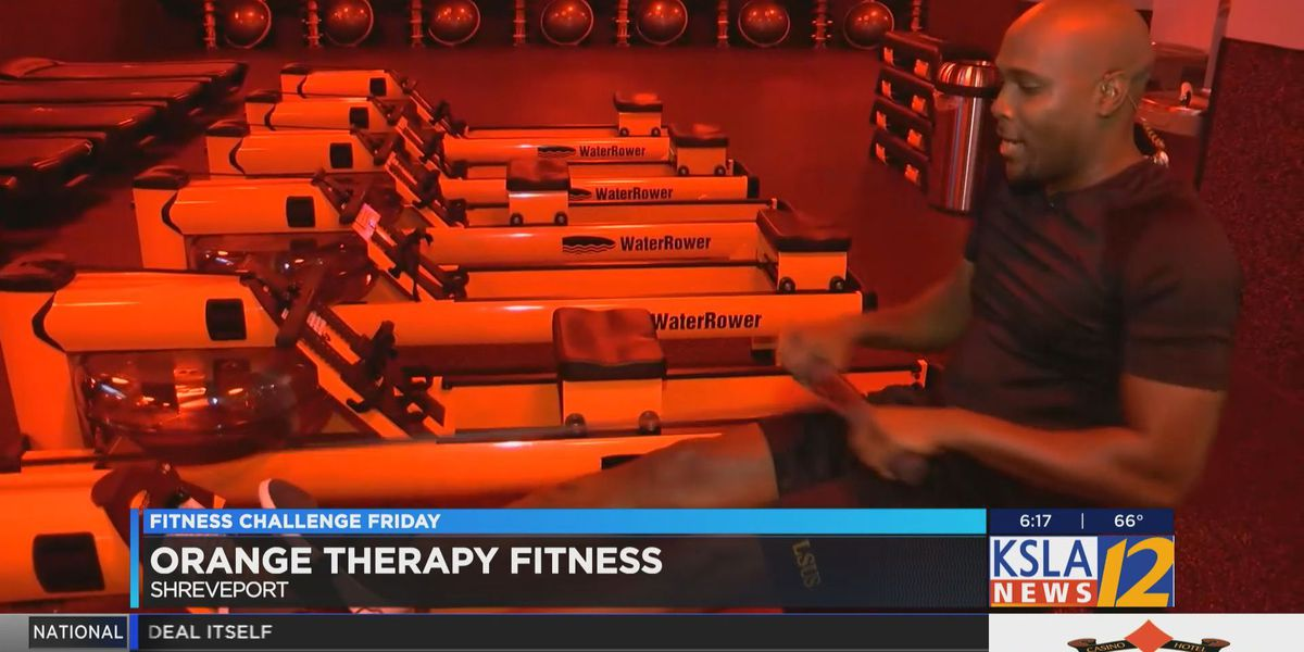 Fitness Challenge Friday: Orange Theory