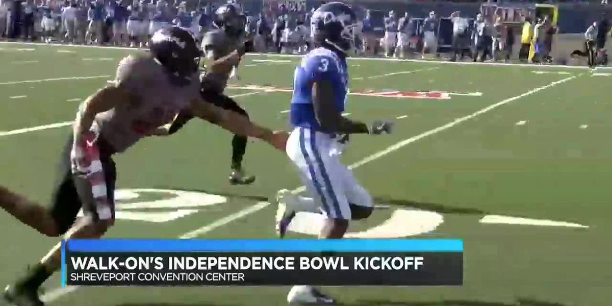 Big football star and Northwest Louisiana native is featured speaker at Independence Bowl kickoff dinner