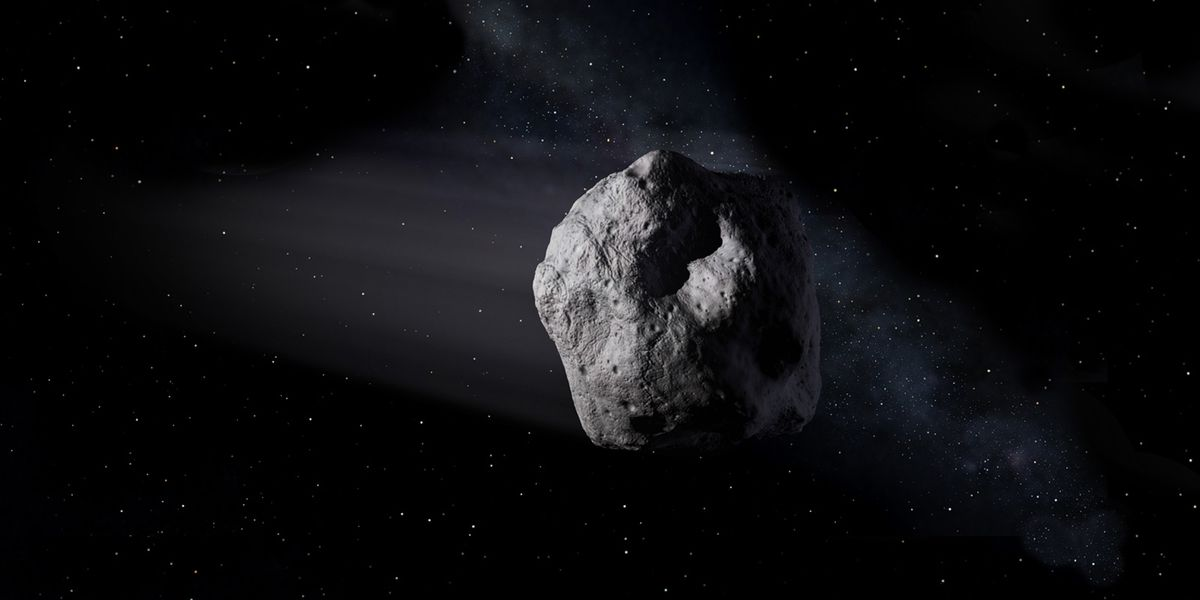 Close encounter with school bus-sized asteroid Thursday morning