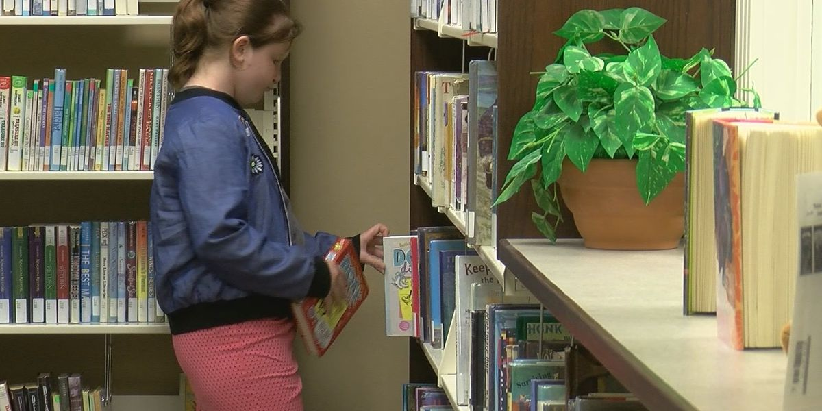 Shreve Memorial to forgive library fines if you donate food