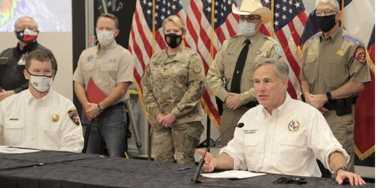 Gov. Abbott issues state disaster declaration for 23 counties, including Jasper, ahead of Marco landfall