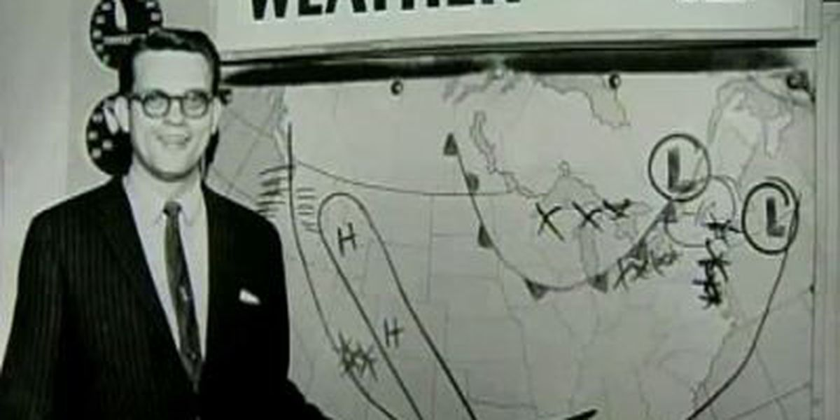 FLASHBACK FRIDAY: Weather then and now