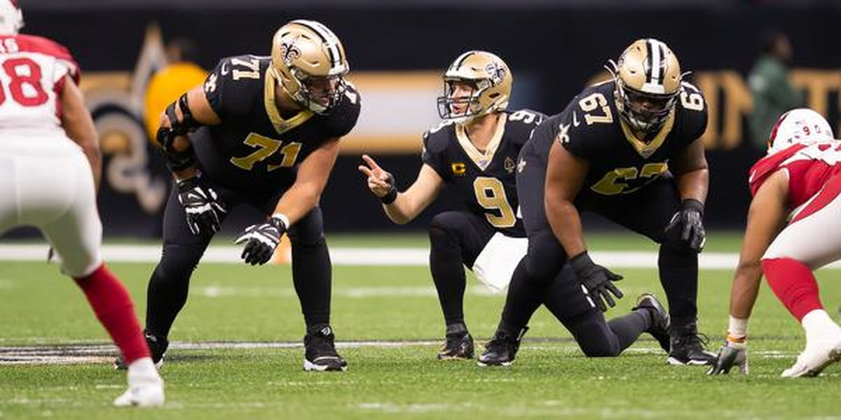 Saints open as 13-point favorites over Falcons