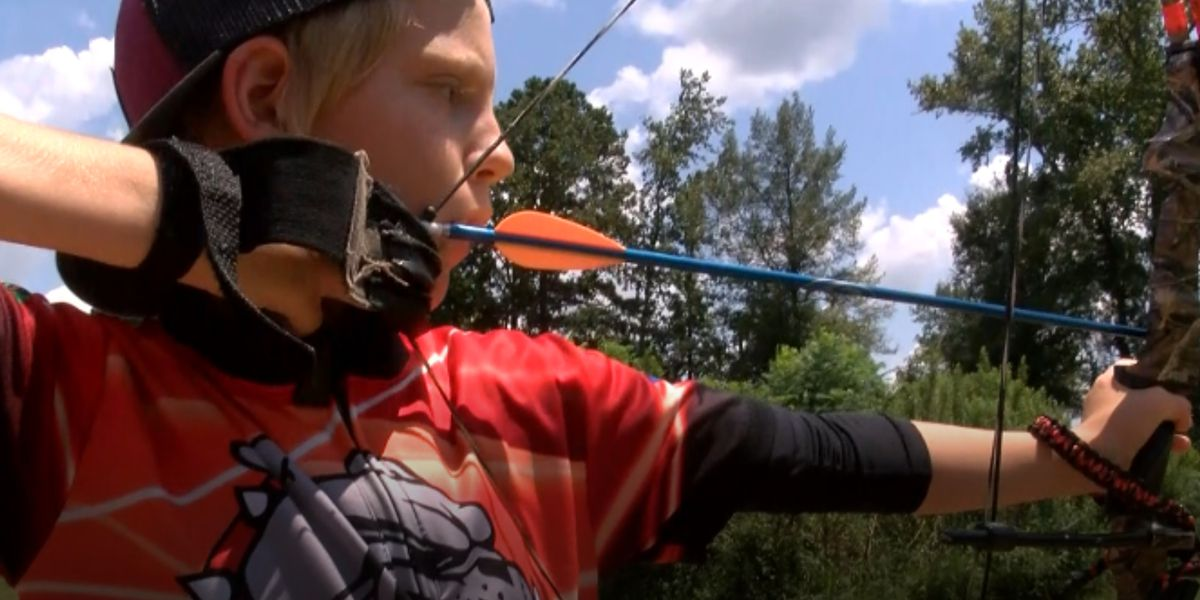 11-year-old Texas archer hits the mark, named NASP world champion