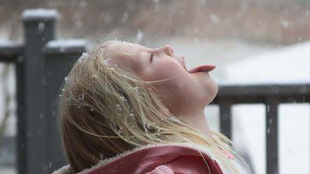 Snow, sleet, freezing rain possible in some areas