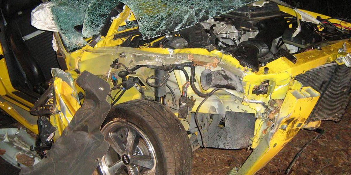 LSP: Shreveport man killed in crash after high-speed chase