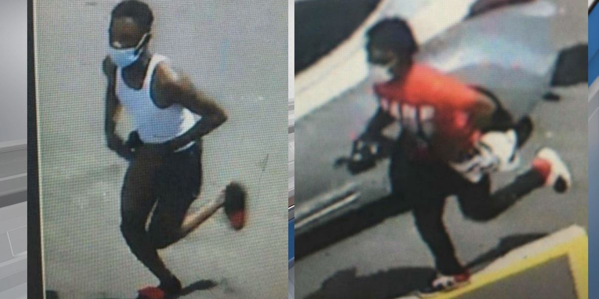 Images released of suspects involved in shot-fired incident at Oglethorpe Mall