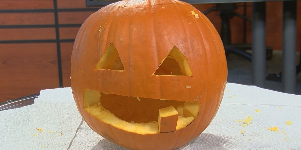 Tips to preserve your jack-o'-lantern