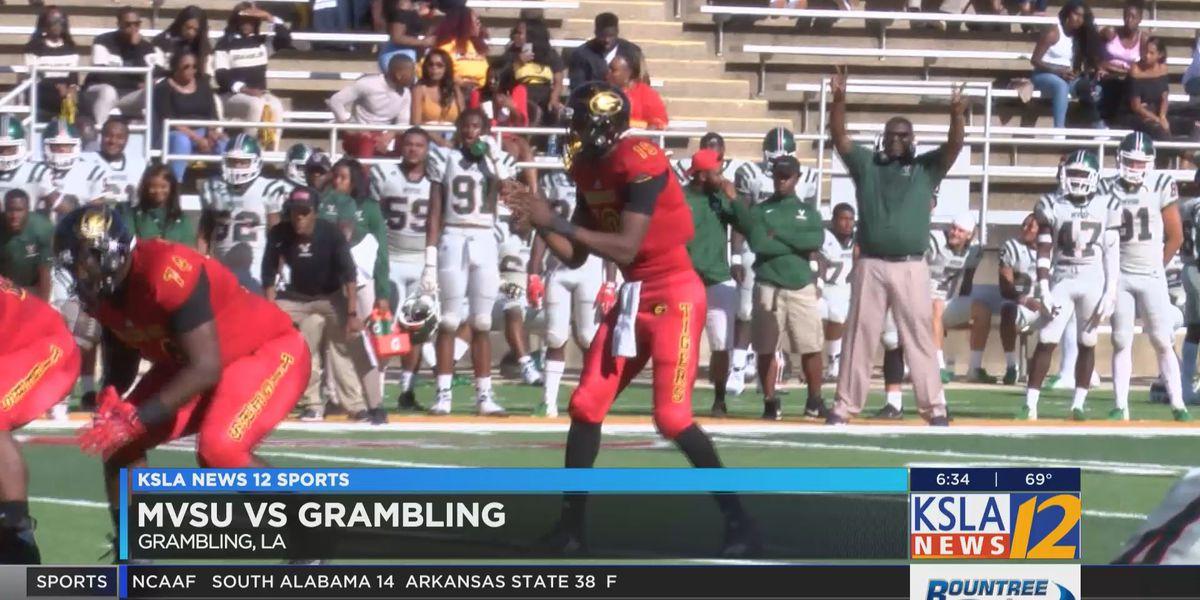 Grambling defeats MVSU 24-19 on homecoming