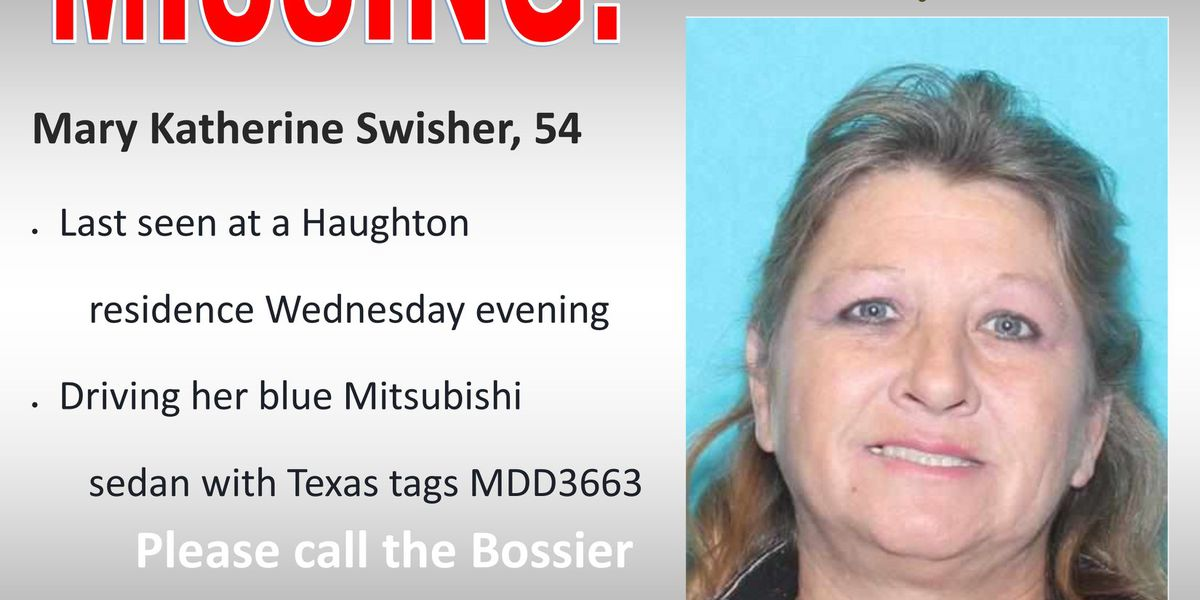 Family needs help finding missing Keatchie woman