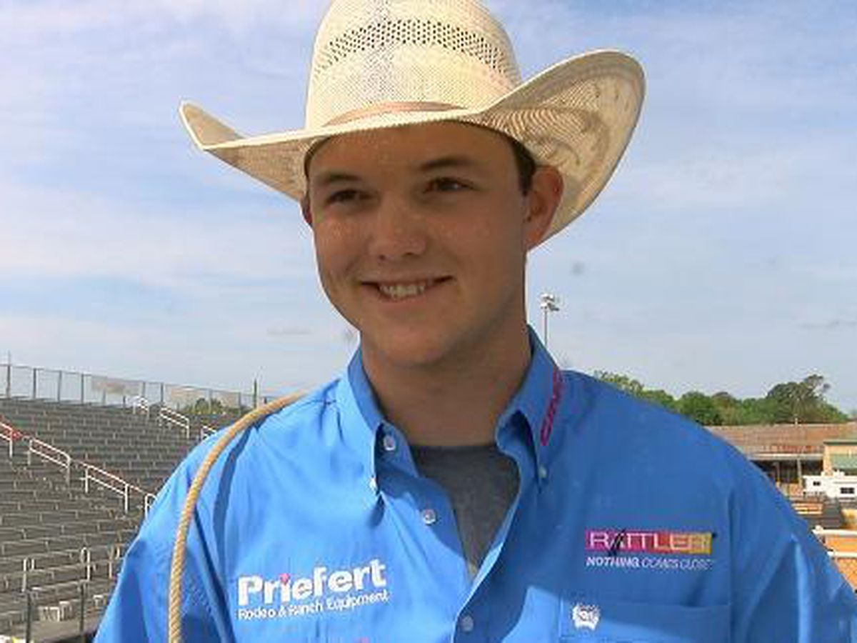 19-year-old Mt. Pleasant native getting noticed on rodeo circuit