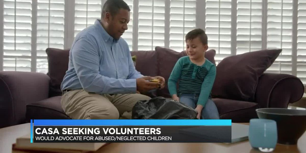 CASA looking for volunteers to work with abused, neglected children
