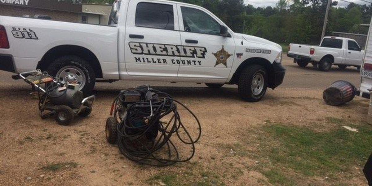 Miller County sheriff's detectives continue to investigate series of thefts