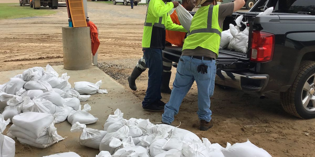 Bossier makes sandbags available to parish residents